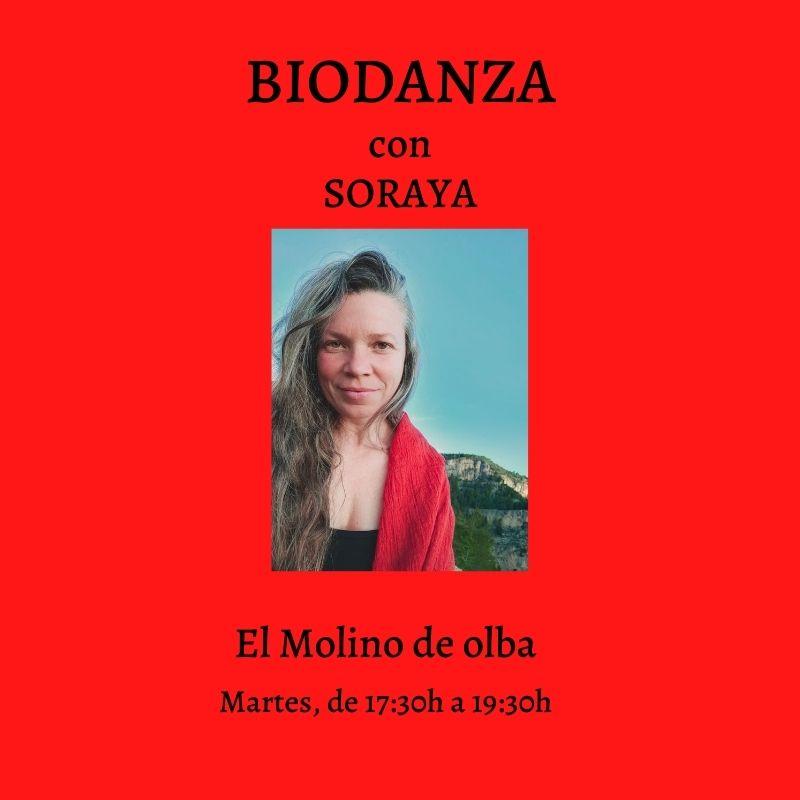 Biodanza Molino de Olba