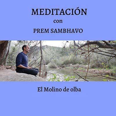 Meditación en El Molino de Olba