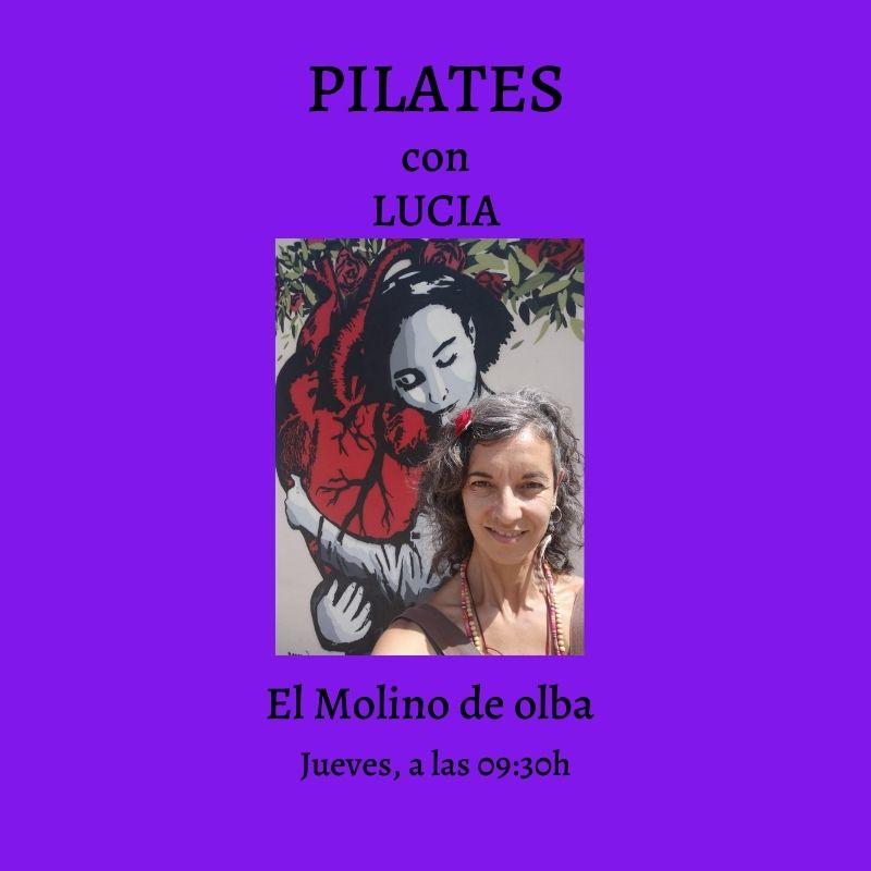 Pilates Molino de Olba