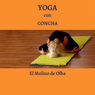 Yoga en El Molino de Olba